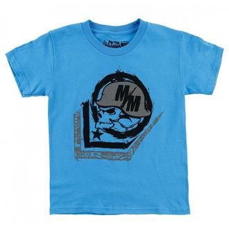 tričko dětské METAL MULISHA - SCALE, METAL MULISHA