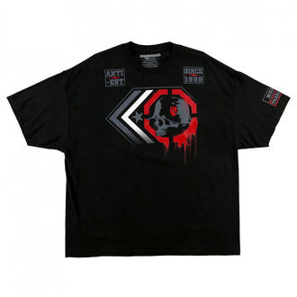 tričko pánské METAL MULISHA - SHATTER - BLK