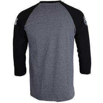 tričko pánské s 3/4 rukávem METAL MULISHA - SHOP RAGLAN, METAL MULISHA