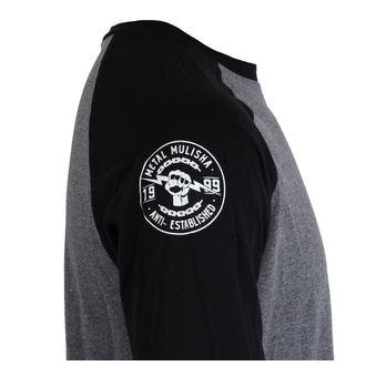 tričko pánské s 3/4 rukávem METAL MULISHA - SHOP RAGLAN