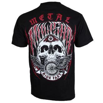 tričko pánské METAL MULISHA - TRIP - BLK, METAL MULISHA