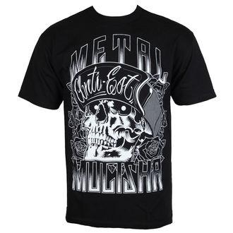 tričko pánské METAL MULISHA - WOODCUT - BLK, METAL MULISHA
