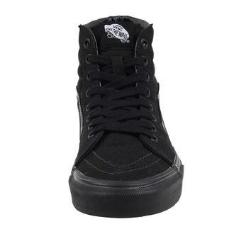 boty VANS - UA SK8-HI Black/Black/Black, VANS