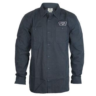košile pánská VANS - ROSEMONT - DARK SLATE, VANS