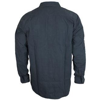 košile pánská VANS - ROSEMONT - DARK SLATE