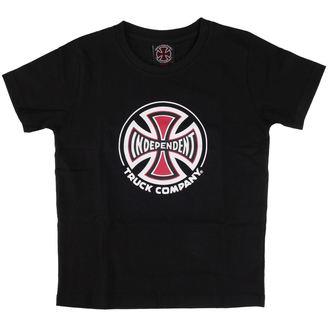 tričko dětské INDEPENDENT - Truck Co. - Black, INDEPENDENT