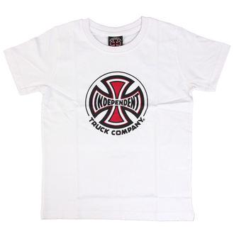 tričko dětské INDEPENDENT - Truck Co. - White, INDEPENDENT