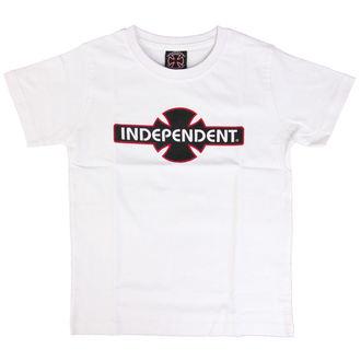 tričko dětské INDEPENDENT - OGBC - White, INDEPENDENT