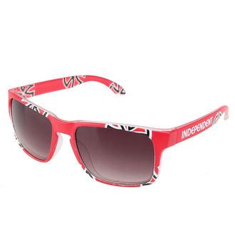 brýle sluneční INDEPENDENT - Cross/Bar Cardinal Red