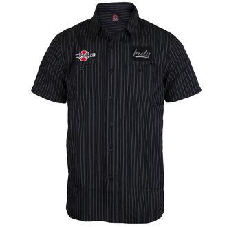 košile pánská INDEPENDENT - F.O. Black, INDEPENDENT
