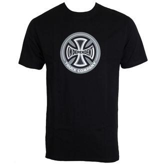 tričko pánské INDEPENDENT - 88 TC Black, INDEPENDENT