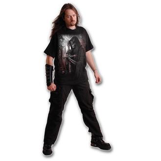 tričko pánské SPIRAL - SOUL SEARCHER - BLK