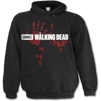 mikina pánská SPIRAL - ZOMBIE HORDE - Walking Dead - Black, SPIRAL