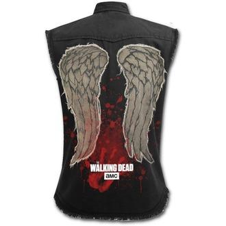 košile bez rukávů dámská SPIRAL - DARYL WINGS - Walking Dead, SPIRAL