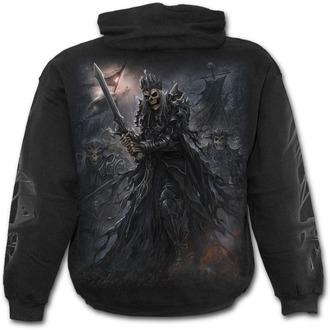 mikina pánská SPIRAL - DEATH'S ARMY - Black, SPIRAL