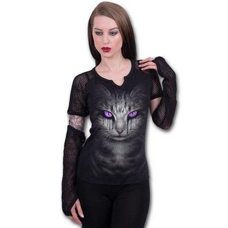 tričko dámské s dlouhým rukávem SPIRAL - CAT'S TEARS, SPIRAL
