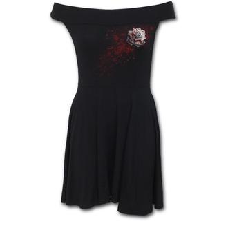 šaty dámské SPIRAL - WHITE ROSE - K020G068