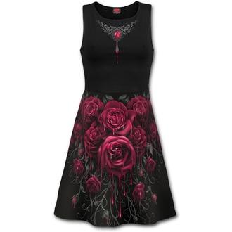šaty dámské (top) SPIRAL - BLOOD ROSE AO - S015F130