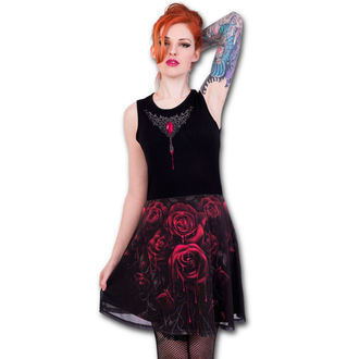 šaty dámské (top) SPIRAL - BLOOD ROSE AO, SPIRAL