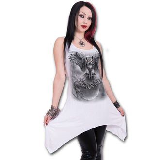 šaty dámské (top) SPIRAL - WINGS OF WISDOM - White, SPIRAL