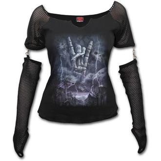 tričko dámské s dlouhým rukávem SPIRAL - ROCK ETERNAL, SPIRAL