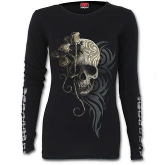 tričko dámské s dlouhým rukávem SPIRAL - DARK ANGEL - L033F459