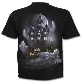 tričko pánské SPIRAL - LIVING DEAD - Black - K042M101
