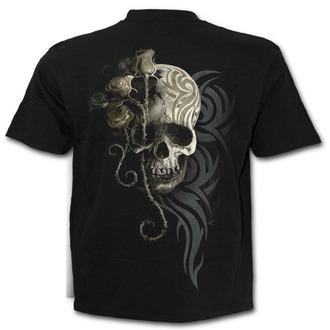 tričko pánské SPIRAL - DARK ANGEL - Black