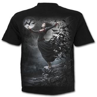 tričko pánské SPIRAL - GOTH NIGHTS - Black - M023M101