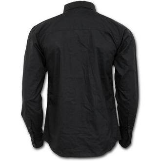 košile pánská SPIRAL - METAL STREETWEAR - P003M606