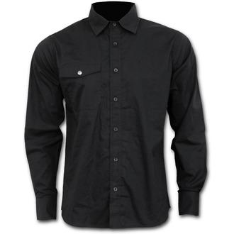 košile pánská SPIRAL - METAL STREETWEAR