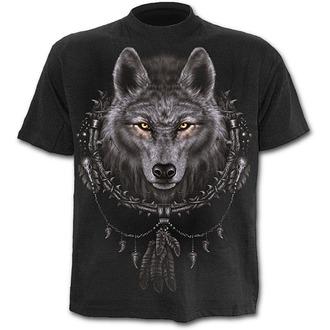 tričko pánské SPIRAL - Wolf Dreams, SPIRAL
