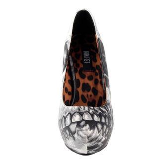 boty dámské (střevíce) IRON FIST - Dead On Platform, IRON FIST