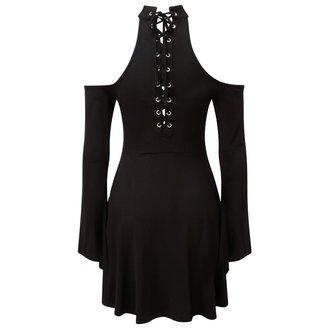 šaty dámské KILLSTAR - Piper Hexeri - Black