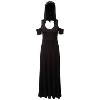 šaty dámské KILLSTAR - Rae Fairlight - Black - K-DRS-F-2418