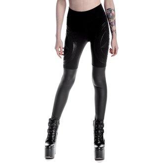 kalhoty dámské (legíny) KILLSTAR - Metal Descent - Black - K-LEG-F-2420