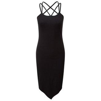 šaty dámské KILLSTAR - Hazel Hell - Black