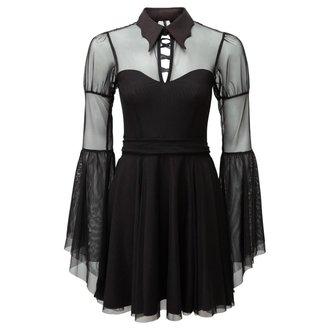 šaty dámské KILLSTAR - Bound By Blood - Black - K-DRS-F-2344