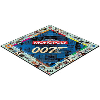 hra 007 James Bond - Monopoly, NNM