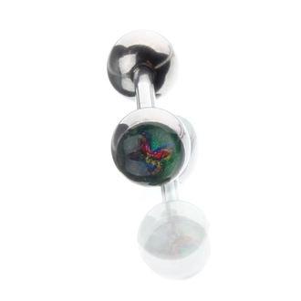 piercingový šperk - Butterfly