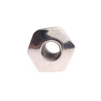 piercingový šperk tunel - 6mm, NNM