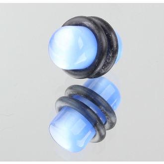 piercingový šperk tunel - 8mm - IV078