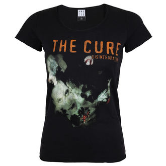 tričko dámské AMPLIFIED - the cure, AMPLIFIED, Cure