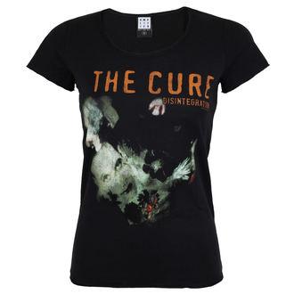 tričko dámské AMPLIFIED - the cure