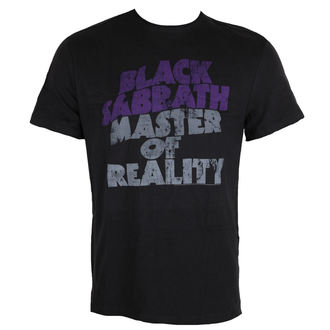 tričko pánské AMPLIFIED - BLACK SABBATH - MASTER OF REALITY, AMPLIFIED, Black Sabbath