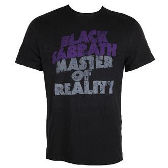 tričko pánské AMPLIFIED - BLACK SABBATH - MASTER OF REALITY - ZAV210MRV