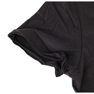 tričko dámské AMPLIFIED - PINK FLOYD - ON THE RUN - CHARCOAL