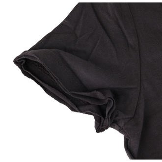 tričko dámské AMPLIFIED - THE CLASH BOLT - CHARCOAL