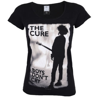tričko dámské THE CURE - BOYS DON'T CRY, AMPLIFIED, Cure