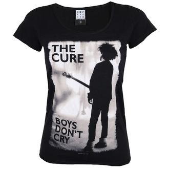 tričko dámské THE CURE - BOYS DON'T CRY - ZAV601BDC